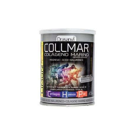 COLLMAR POLVO  Colágeno Marino 300 gr sabor limón DRASANVI