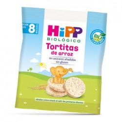 Tortitas De Arroz Bio Hipp
