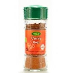 Curry Rojo Especia Bio Artemis