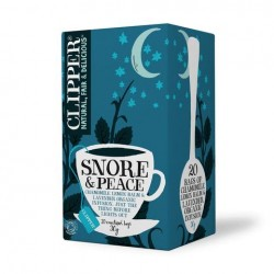 INFUSIÓN NOCTURNA SNORE & PEACE CLIPPER