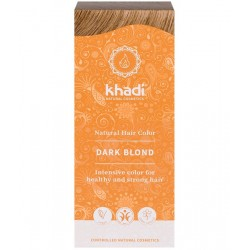 KHADI Henna Rubio Oscuro Ceniza