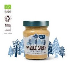 Crema De Cacahuete Bio227gr Whole Earth