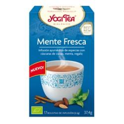 Yogi Tea Mente Fresca Ecológico
