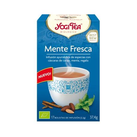 YOGI TEA MENTE FRESCA