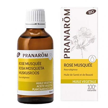 ROSA MOSQUETA BIO 50 ML PRANAROM