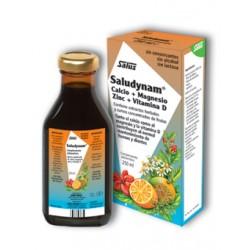 SALUDYNAM Calcio+ Magnesio+Zinc+ Vitamina D