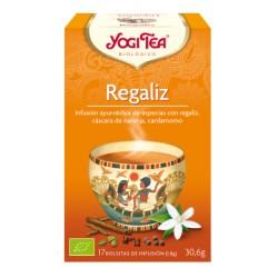Yogi Tea Regaliz Ecológico