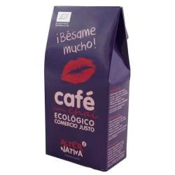 CAFÉ BIO CON CHAI ¡BÉSAME MUCHO! ALTERNATIVA