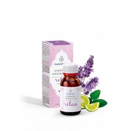 Sinergia aromática - RELAX ESENTIAL AROMS