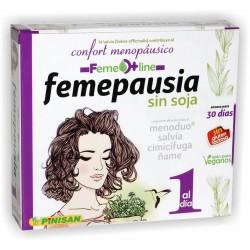 FEMEPAUSIA CONFORT MENOPÁUSICO SIN SOJA - PINISAN