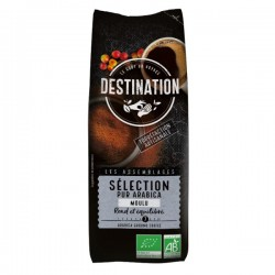 CAFÉ ECOLÓGICO SELECTION PURO ARÁBICA - DESTINATION