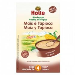 PAPILLA MAIZ Y TAPIOCA BIO - HOLLE