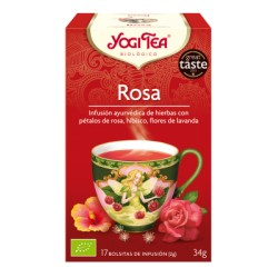 Yogi Tea Rosa Ecológico