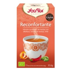 Yogi Tea Reconfortante Ecológico