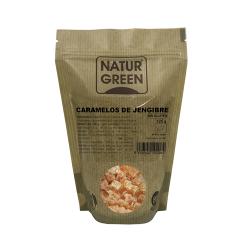 Caramelos De Jengibre Bio Naturgreen