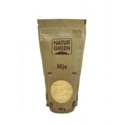 Mijo Ecológico Sin Gluten Tubio 500 Gr Naturgreen