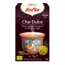 Yogi Tea Chai Dulce Ecológico