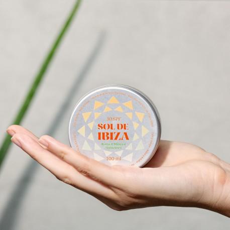 PROTECTOR SOLAR NATURAL SPF 30 - SOL DE IBIZA