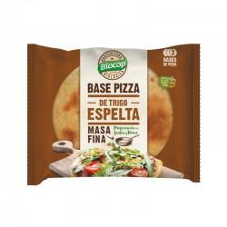 BASE DE PIZZA FINA BIOCOP