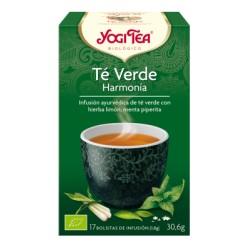 Yogi Tea Te Verde Harmonia