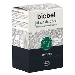 Jabón Coco Ecológico 240 Gr Biobel