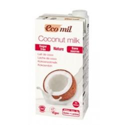 Bebida De Coco Bio Ecomil