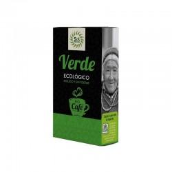 CAFÉ VERDE MOLIDO BIO - SOLNATURAL