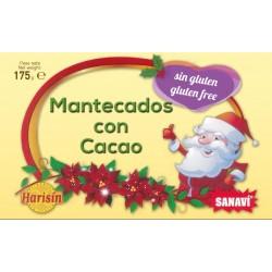 MANTECADOS CON CACAO SIN GLUTEN - SANAVI