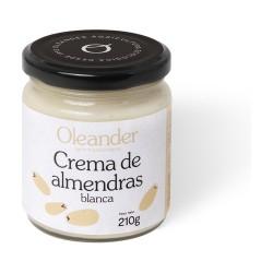 CREMA DE ALMENDRAS CRUDA ECO OLEANDER