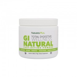 GI NATURAL TOTAL DIGESTIVE WELLNESS polvo 174 g - NATURES PLUS