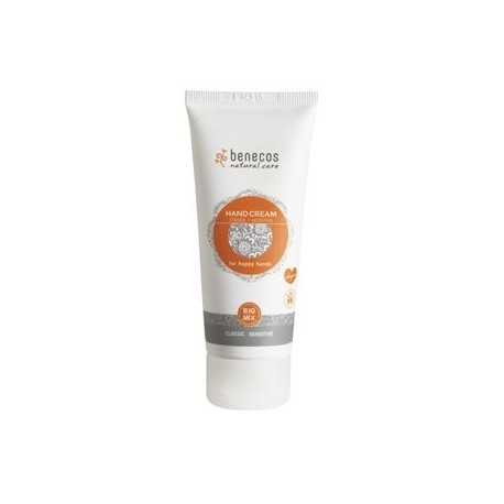 CREMA DE MANOS CLASSIC SENSITIVE BIO 75ml BENECOS