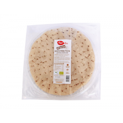 BASE DE PIZZA CON TRIGO SARRACENO IN GLUTEN - GRANERO INTEGRAL
