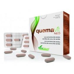QUEMAVIT complemento alimenticio 24comp SORIA NATURAL