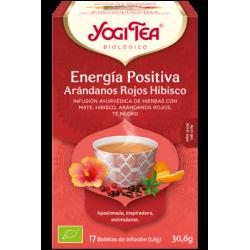 Yogi Tea Energía Positiva Ecológico
