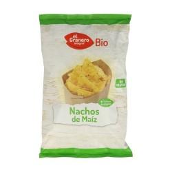 Nachos de maíz - El Granero Integral