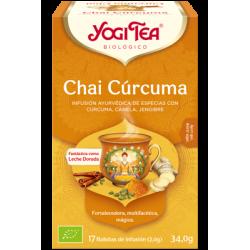 CURCUMA CHAI YOGI TEA