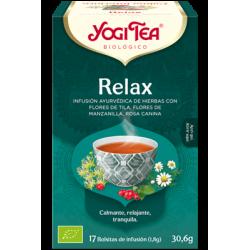 Relax Yogi Tea