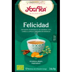 Felicidad Yogi Tea
