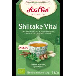 SHIITAKE VITAL - YOGI TEA