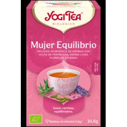 Yogi Tea Mujer Equilibrio Ecológico