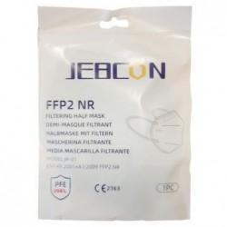 MASCARILLA FFP2  NEGRA JEBCON