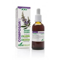 Composor 27 Periodol Complex - Vitex Sauzgatillo - Soria Natural
