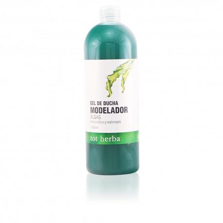 Gel de Ducha Modelador con Algas 1000 ml - Tot Herba