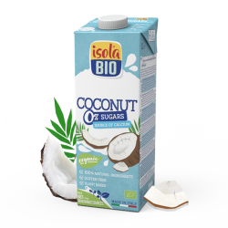Bebida de coco 0% azúcares - Isola bio