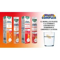 Vitamina C+ Hierro Efervescente Trepa diet