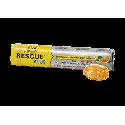 Caramelos Rescue Plus Vitaminas Bach