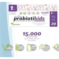 Probiotikids Fermentos bioactivos específicos Pinisan