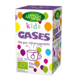 Tisana Niños Bio Gases Artemis