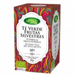 Té Verde Frutas Silvestres Ecológico Artemis