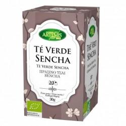 Té Verde Sencha Ecológico Artemis